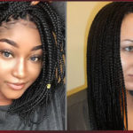 Modern African and American Hair styles