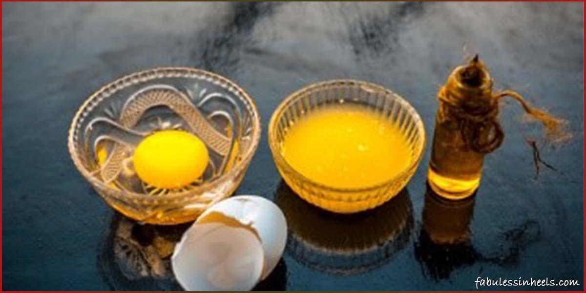 egg hair mask for natural hair